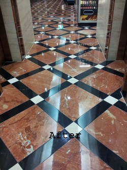 Marble, limestone, travertine polishing Gold Coast, Brisbane, Sunshine Coast