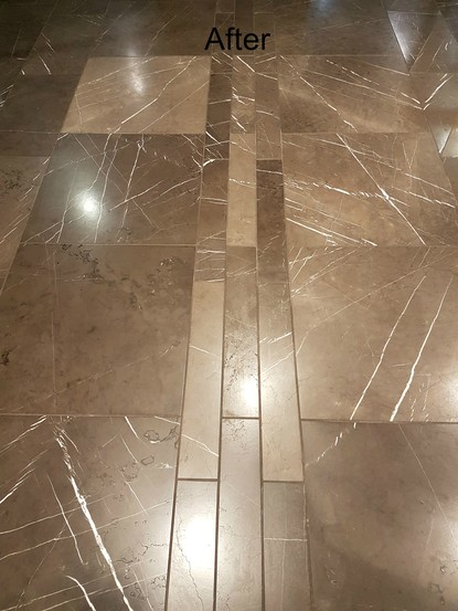 ... Wet look sealing granite, marble, limestone, travertine, bricks,  pavers, floors