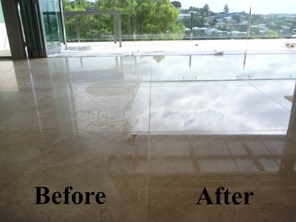 Marble Repolishing - Brisbane | Sunshine Coast | Gold Coast | Tweed Heads
