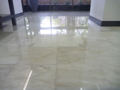 ... Marble tile and floor polishing - Limestone tile and floor polishing -  Travertine tile and floor