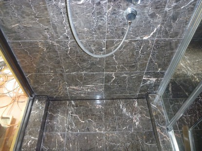 ... Marble, Limestone, Travertine Shower Walls And Floor Polishing, Sealing,  Cleaning And Mould