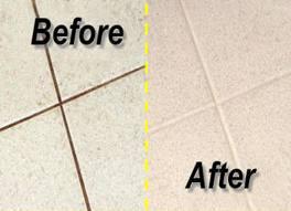 Grout cleaning and repairs to tiled floors, bathrooms and showers Brisbane, Gold Coast, Sunshine Coast